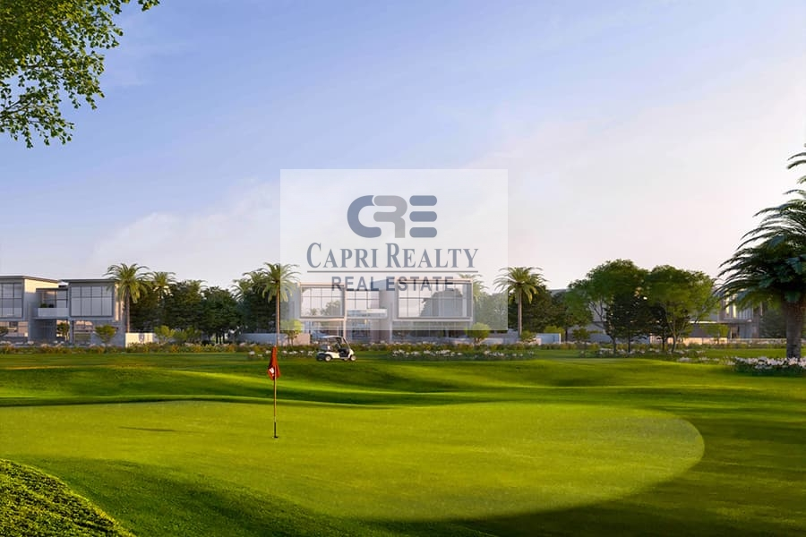 Golf Mansions with 10mins drive from Downtown