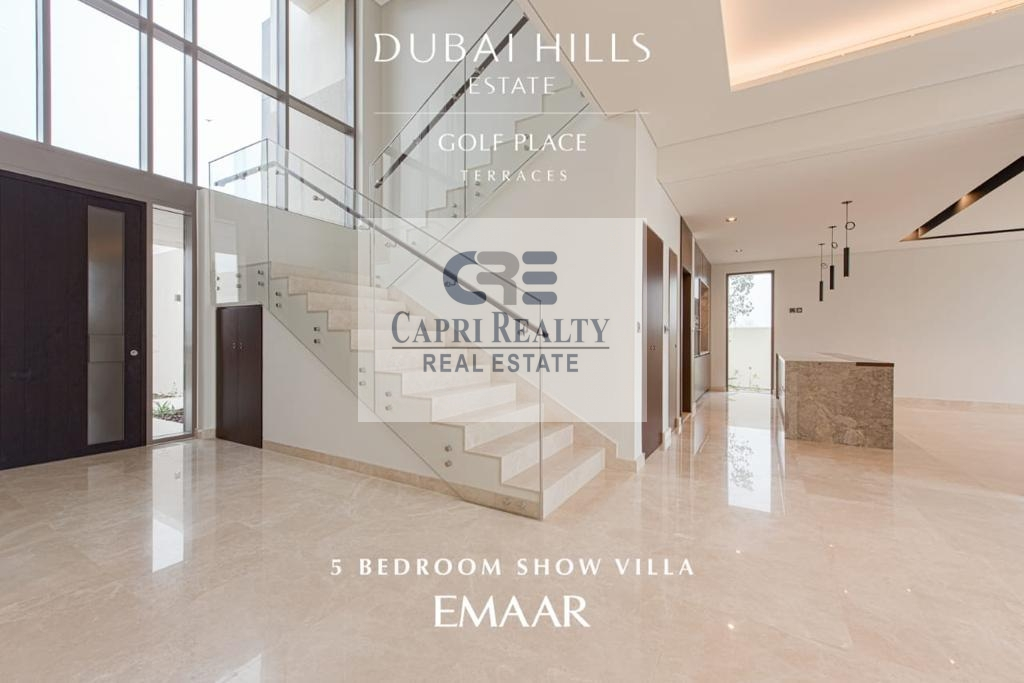 128 Limited Golf villas with Downtown 10mins EMAAR