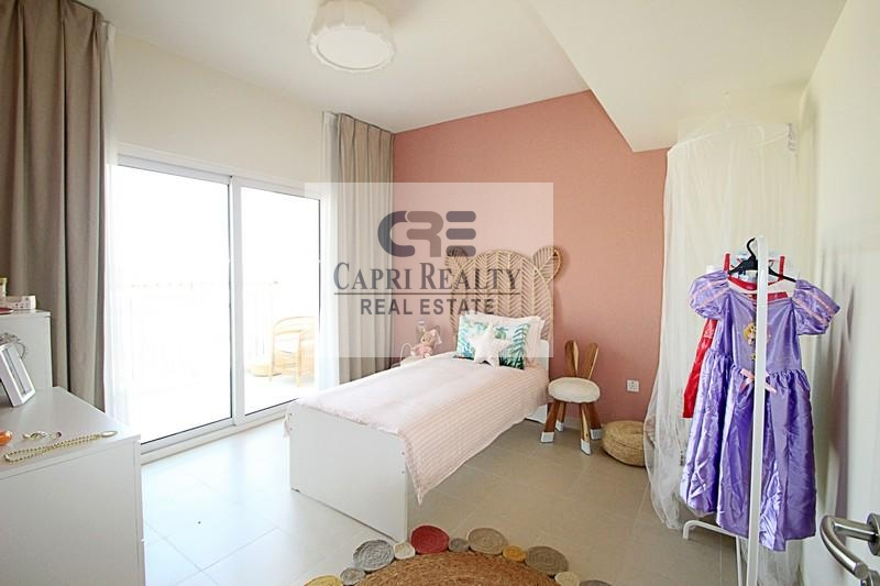 Close 2 Airport|Golf course|1 bed on GF | EMAAR