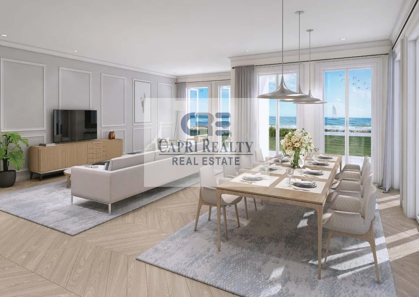 Brand New Partial Sea side living by MERAAS
