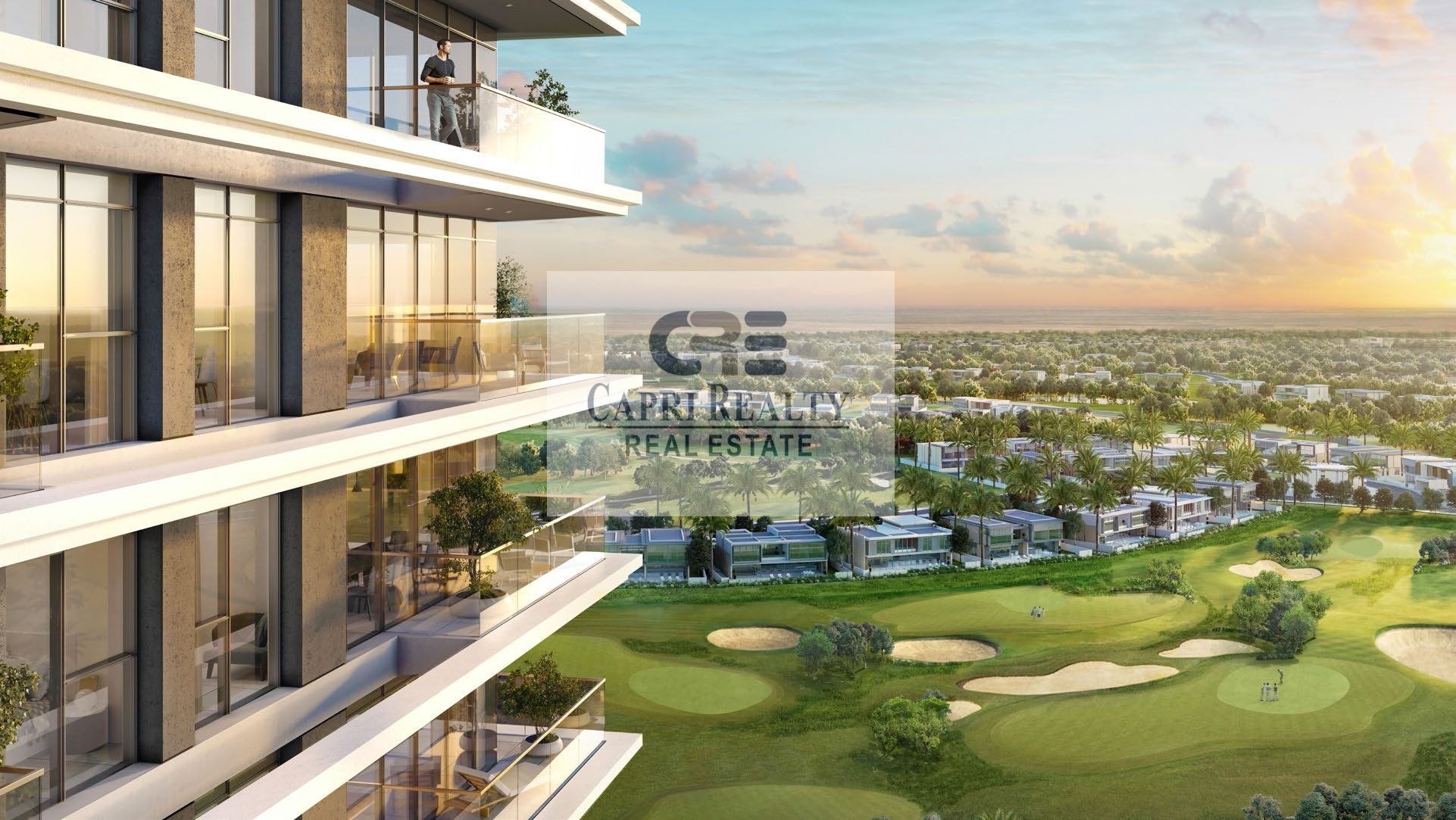 Golf course  Pay in 4 years 10mins Downtown Dubai