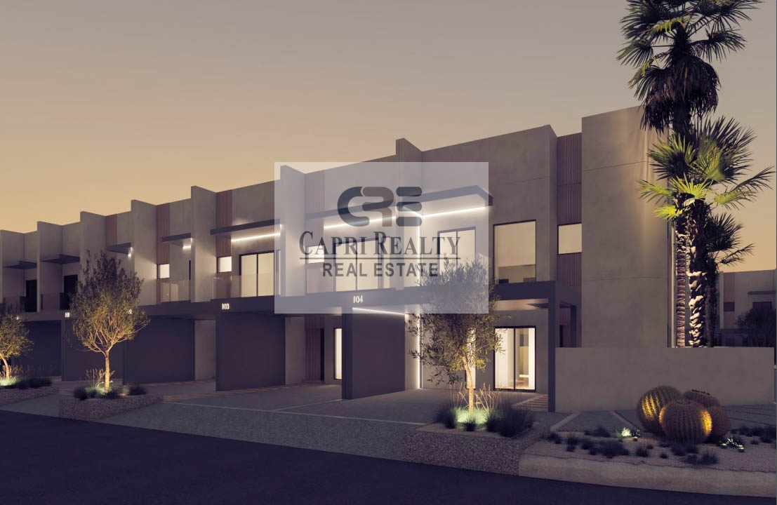 Only Townhouse close to Downtown| Post handover plan
