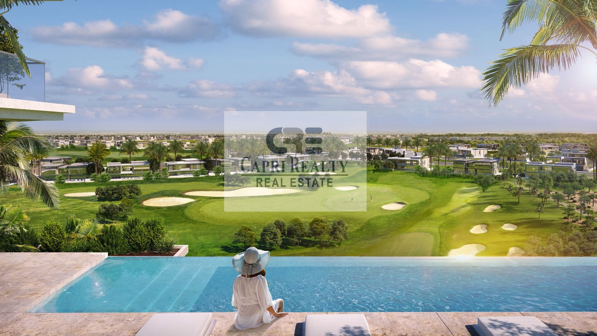 Pay in 4 years| Golf course| Post handover |EMAAR
