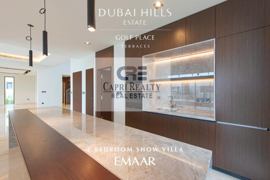 Limited Rooftop terrace Mansions| Golf course by EMAAR