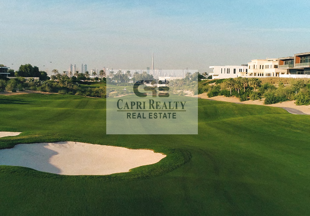 Golf course | 10mins Downtown | PAY IN 5 YEARS