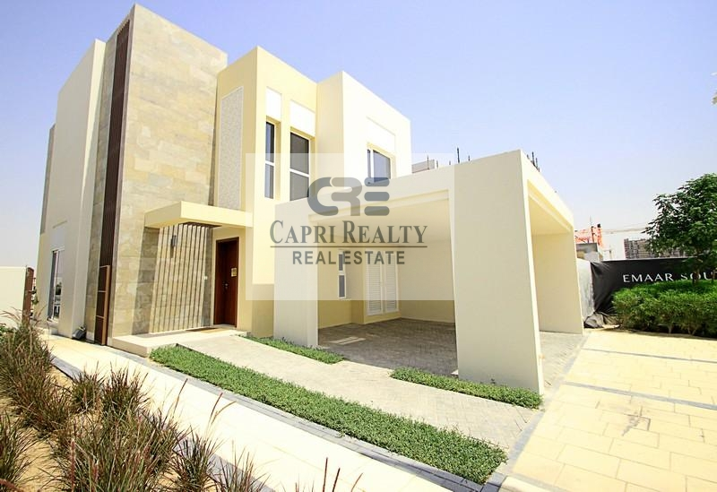 Golf course| Close to Airport| EMAAR| Brand New