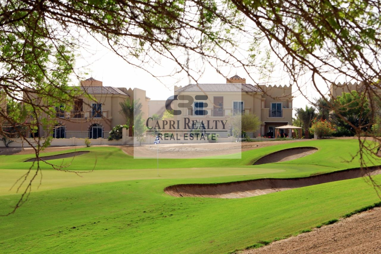 Pay in 5 years| Developed community| Golf course