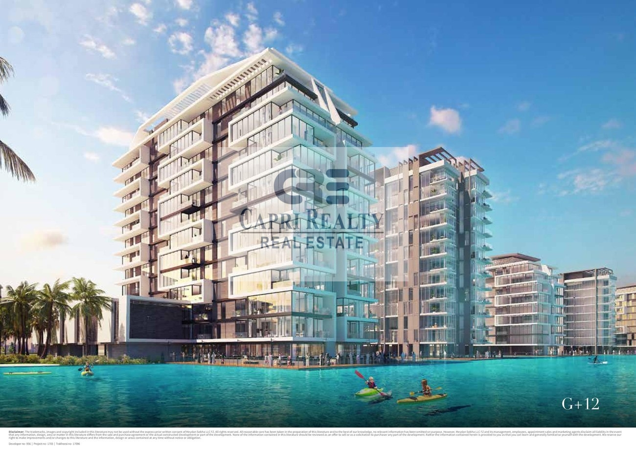 Close to Downtown   Lagoon with beach   Pay in 3 years