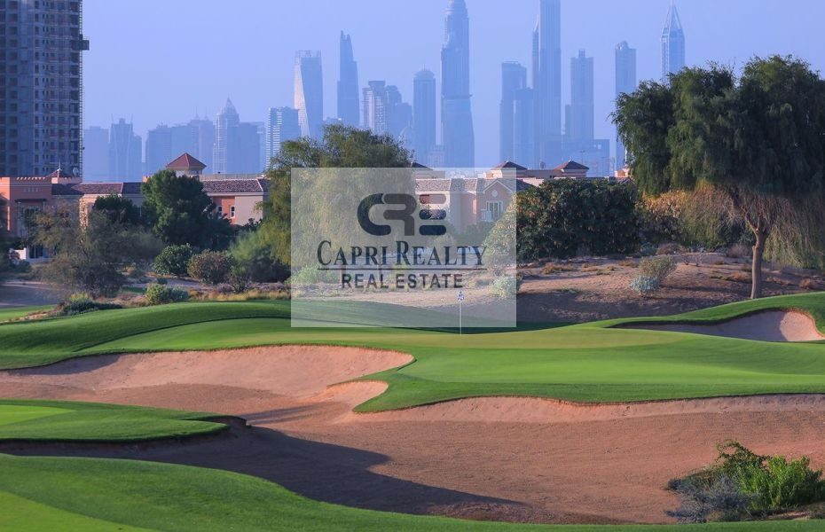 Pay in 5 years| Golf course| 15 MINS TO SHEIKH ZAYED
