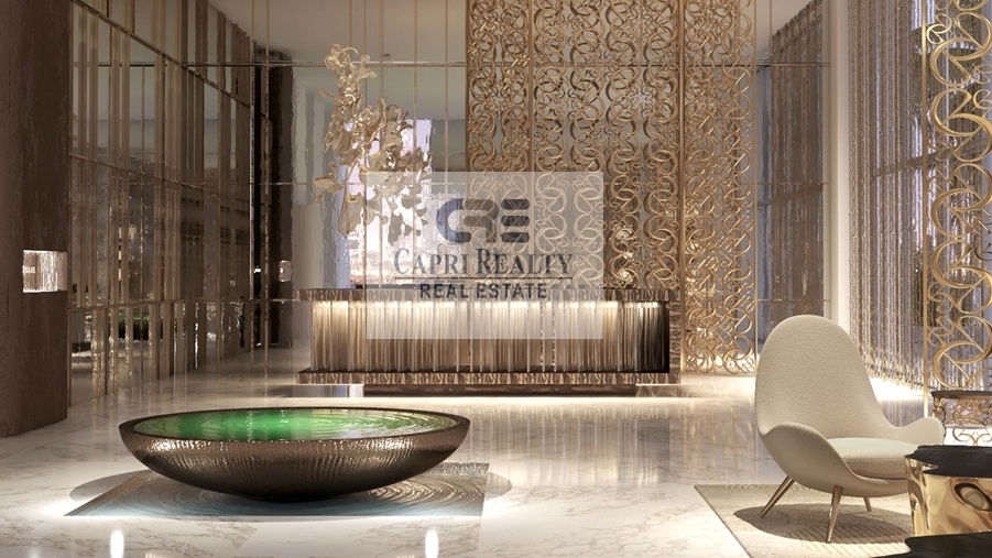 New launch| 5 star Palace hotel residences|sea view