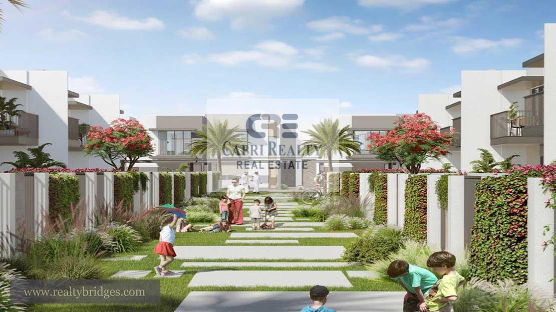 Only EMAAR villa CLOSE 2 SILICON OASIS| PAY TILL 2025