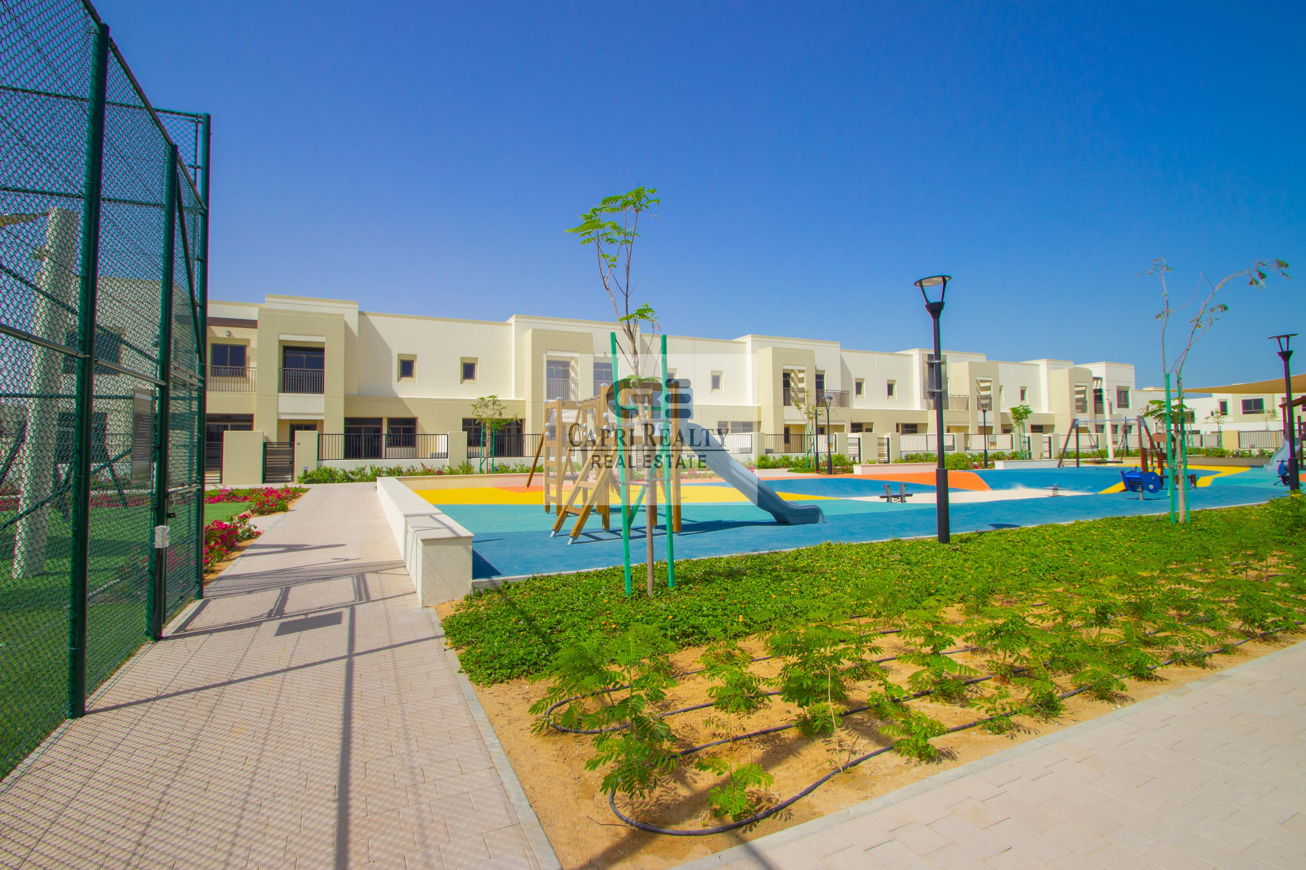 SINGLE ROW  | TYPE  A | POOL AND PARK | NASEEM