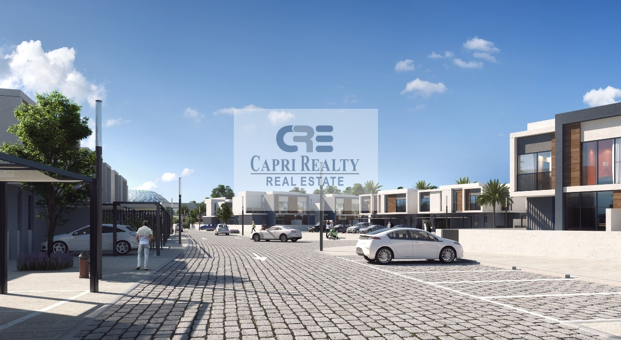 Large 2 bed villa with 5 years payment plan  Metro