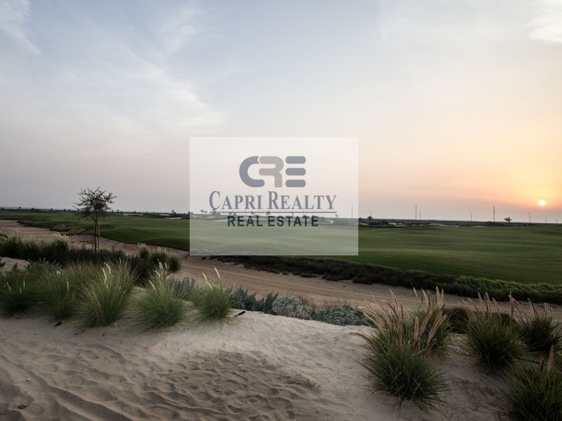 Brand New Golf Course Villa   Pay 25% move in   EMAAR