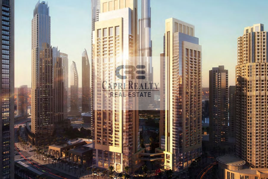 New tower with payment plan| Close to Opera