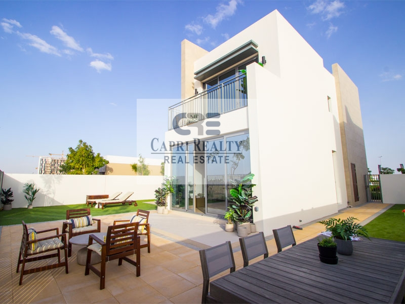 EMAAR| ROOFTOP TERRACE| INDEPENDENT VILLAS