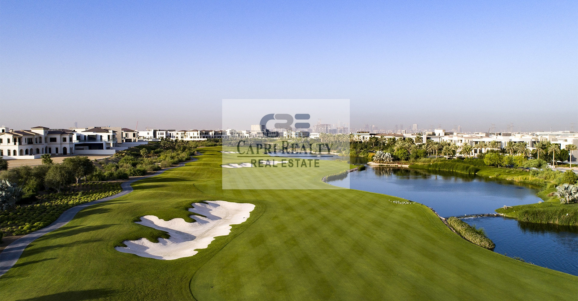 Independent villas on Golf course| 5 years payment plan
