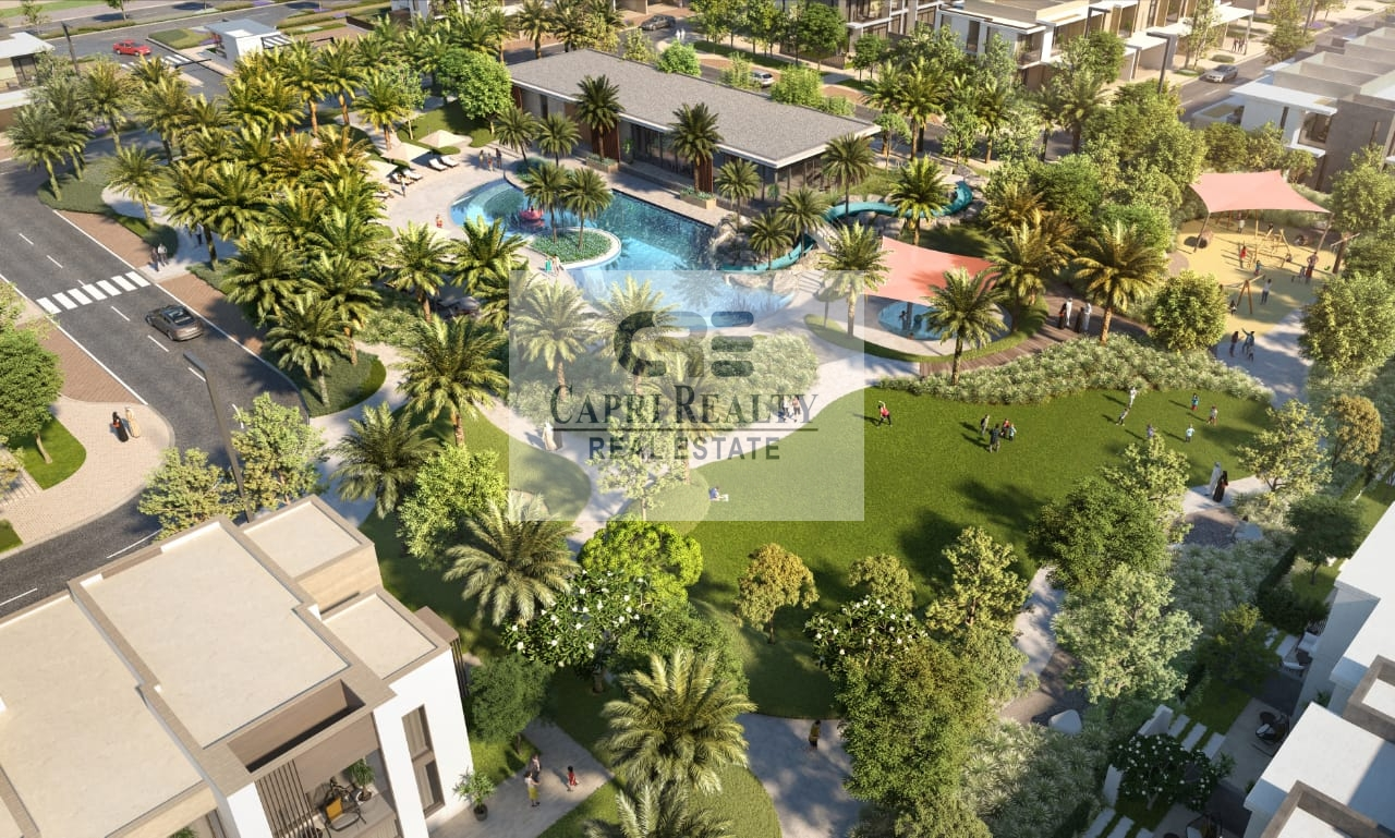 Pay in 4 years| Post handover payment plan by EMAAR