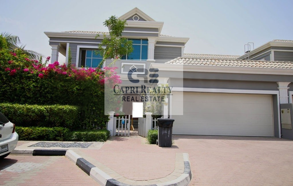 Independent villa with rooftop garden and payment plan