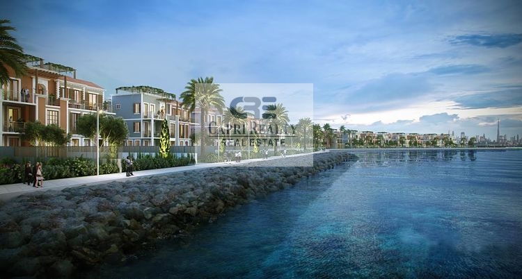 SEA VIEW| Payment Plan|Beach access|BY MERAAS