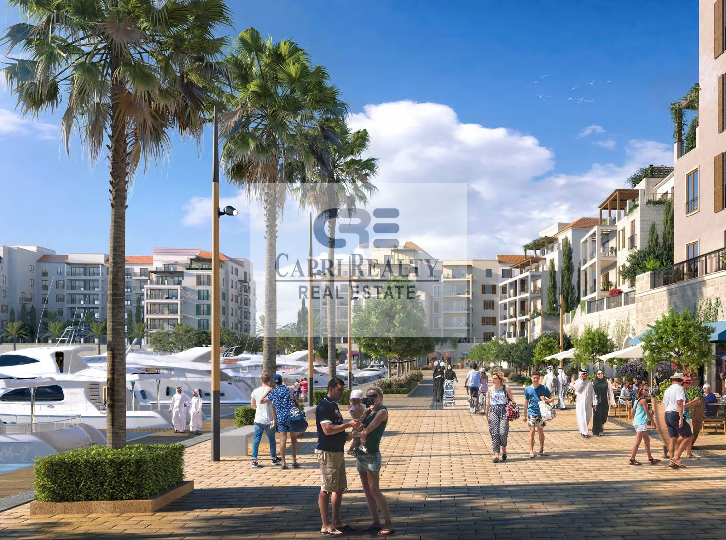 Only Sea View with beach access units on payment plan