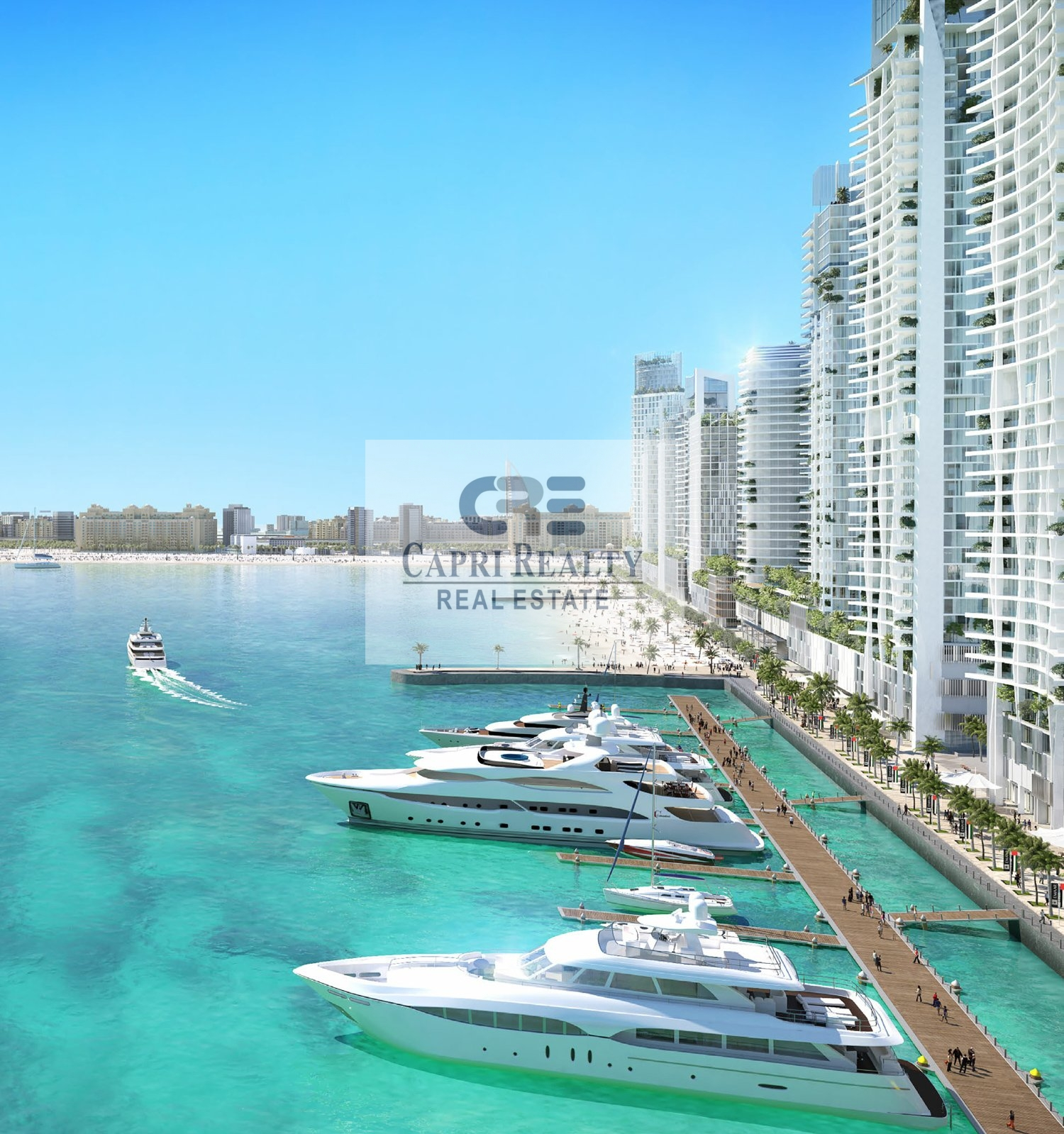 Pay in 6.5 years   Sea View   Private beach by EMAAR