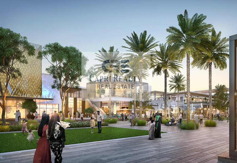 Pay in 5 years| 30mins Downtown| EMAAR| New