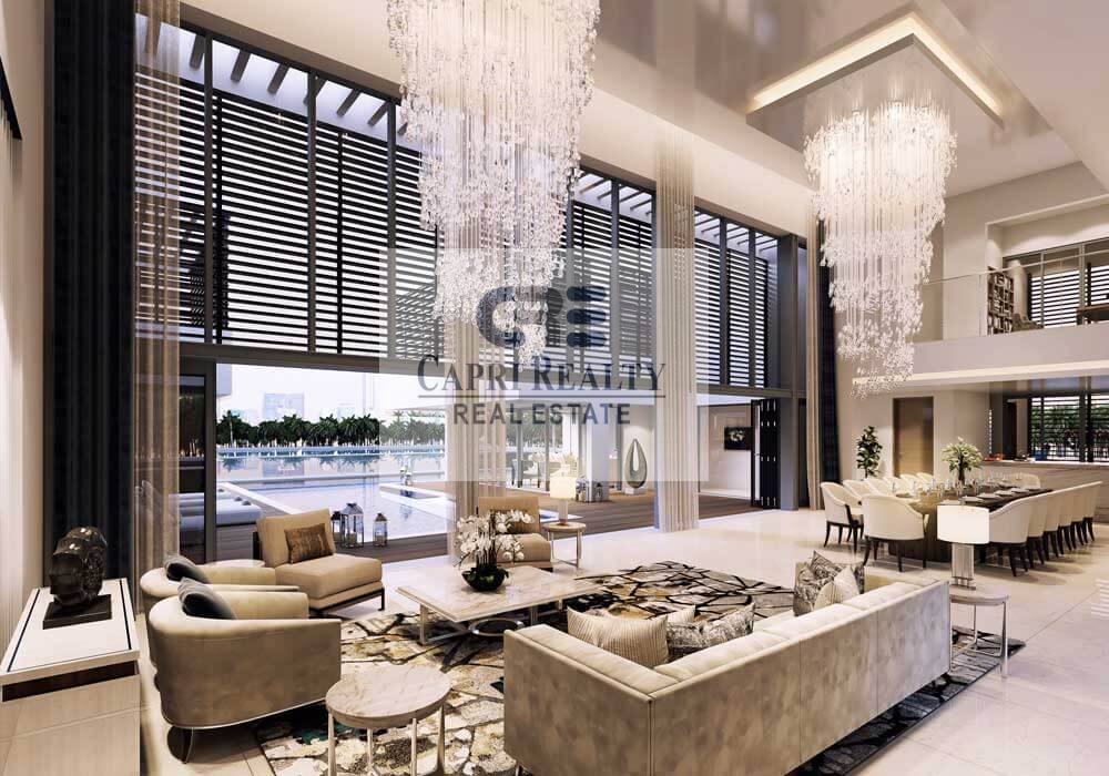 Canal View   Customize your villa   Downtown 10mins
