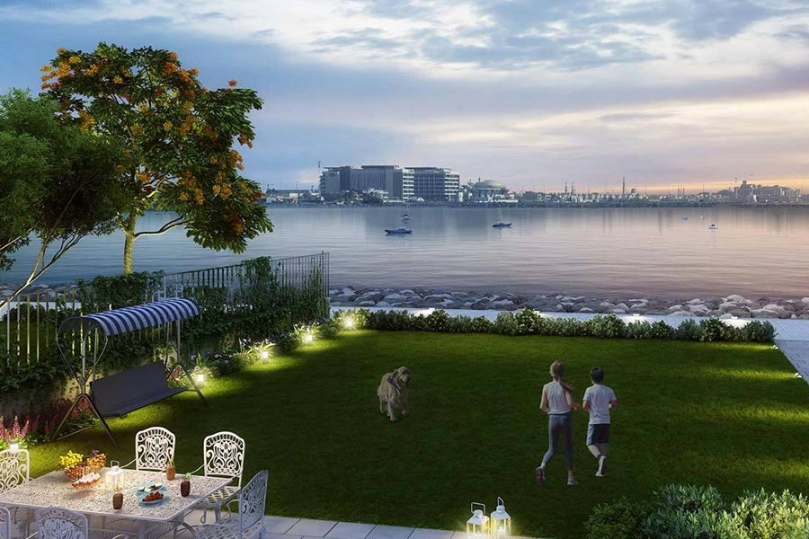 Sea View| Payment plan| Yacht club| by MERAAS