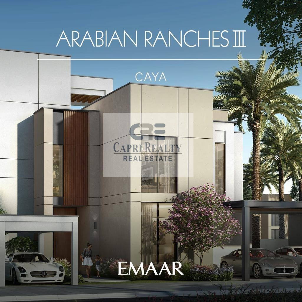 Only Independent villa with Rooftop By EMAAR|PAYMENT PLAN