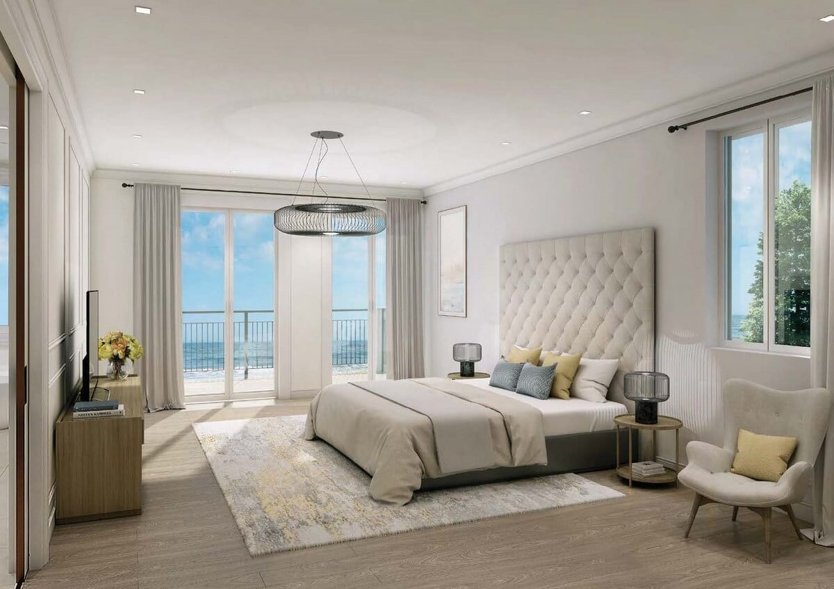Payment plan  Sea View   Beach access  Brand New tower