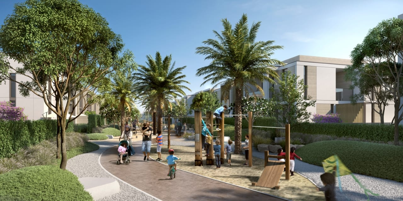 Pay in 4 years  10mins Silicon Oasis by EMAAR