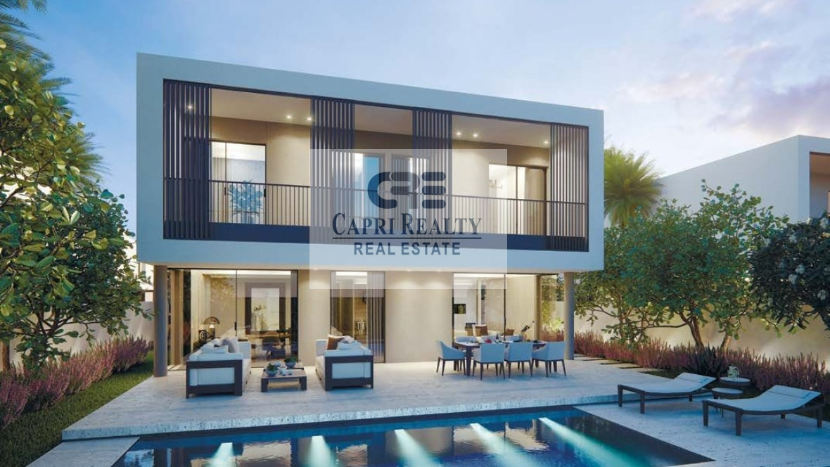 Luxury Independent villa with payment plan on lagoon