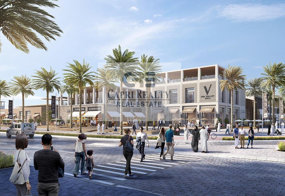 Pay 50% in 3years Close 2 Silicon Oasis Al Ain road  payment plan