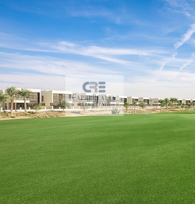 ON Golf course view  4 yrs payment plan  20mins MOE