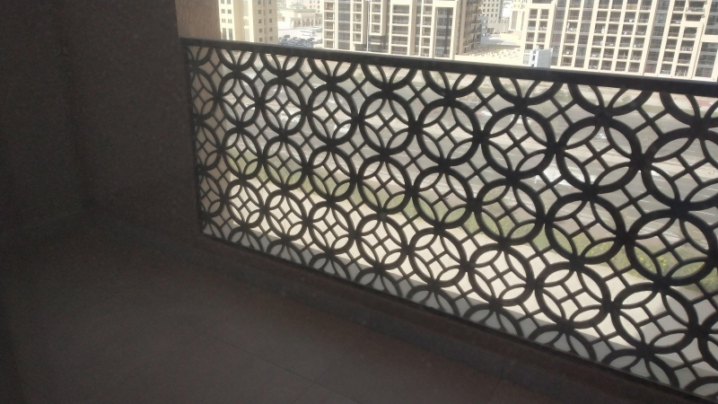 BRAND NEW SPACIOUS 3  BHK WITH STORE IN JADDAF-BRAND NEW - BIG KITCHEN  -2 BALCONIES