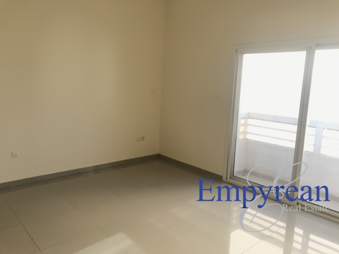 Corner Unit  Large 2 Bedroom  with Gym and Pool in Madison Residency