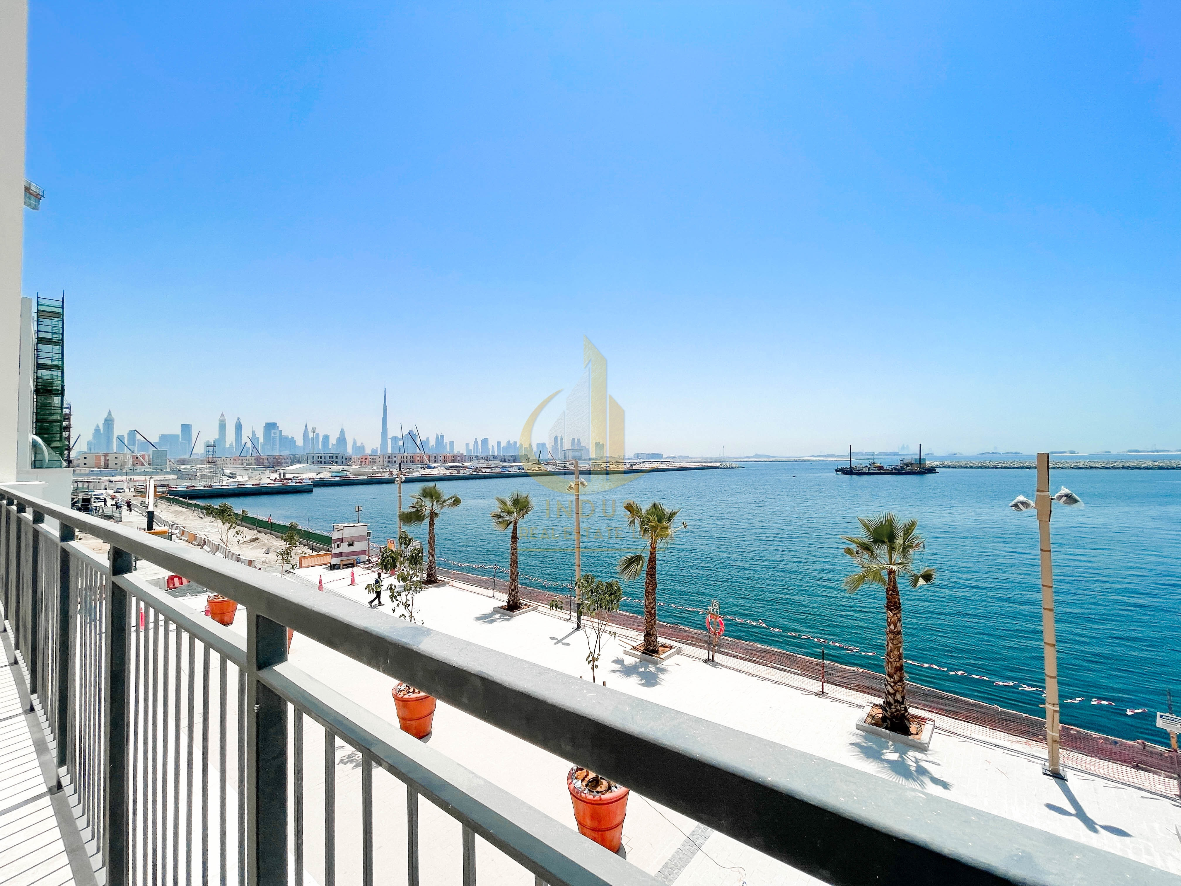 Stunning Full Marina View Luxury 3BR|Genuine Exclusive Listing|Resale Main image