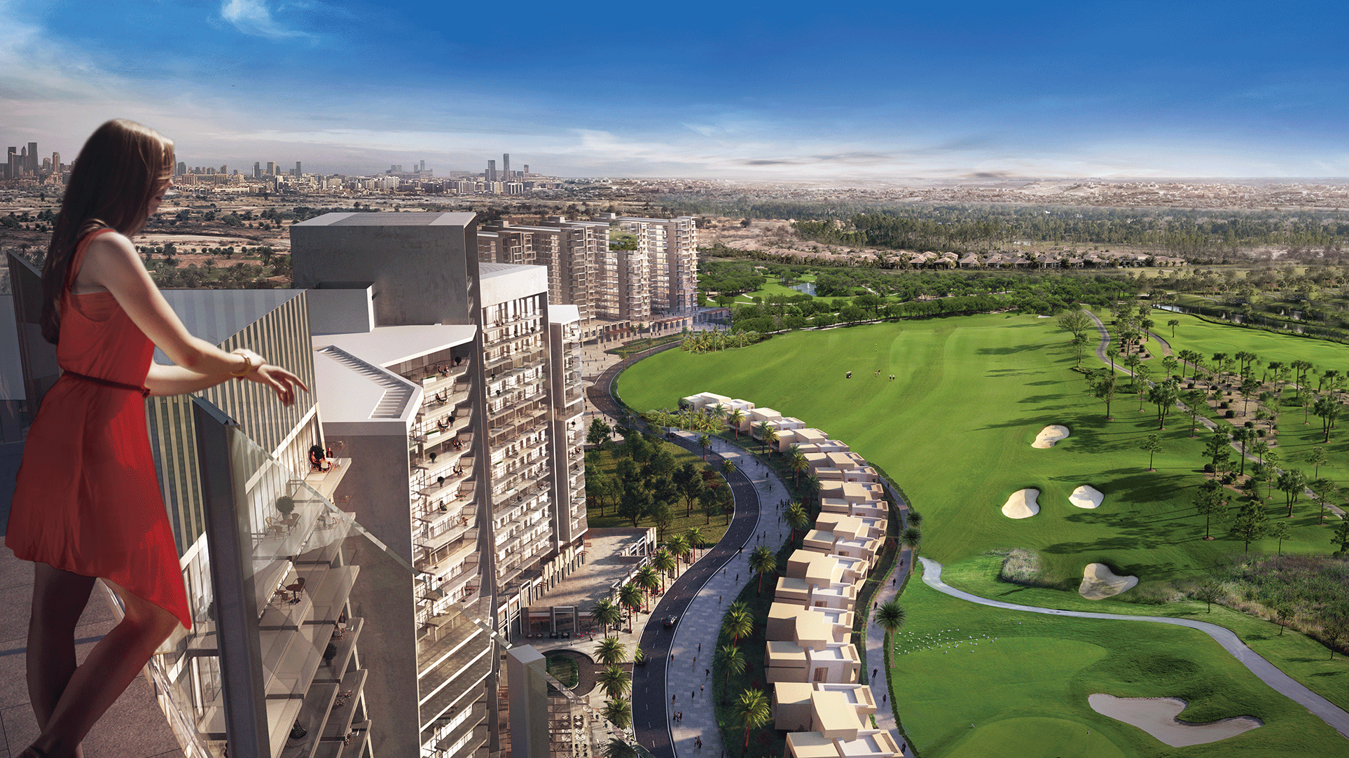 3 Years Payment Plan   Furnished Golf Facing Homes Main image