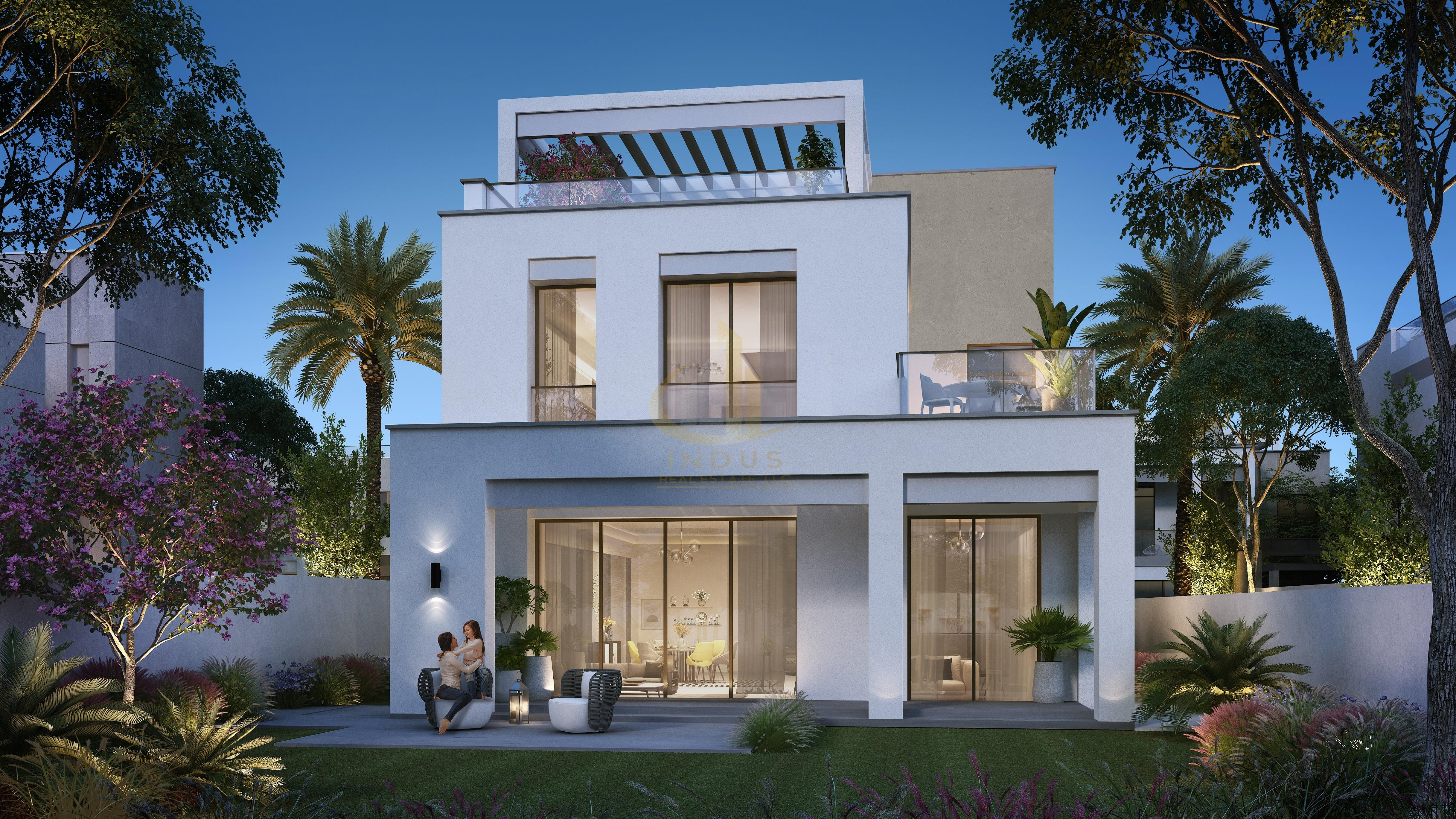 2 Years Post Completion | Premium Stand Alone Villas Main image