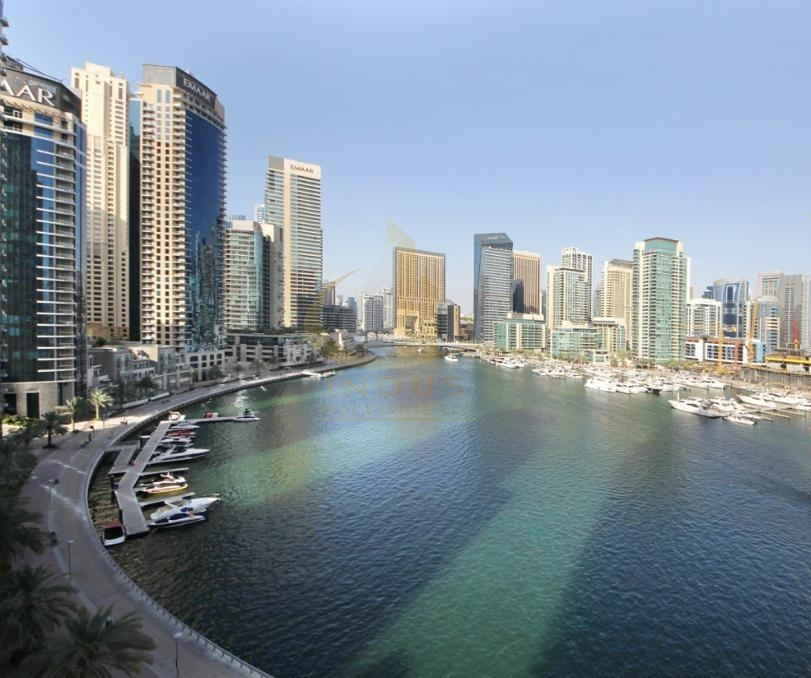 Full Marina View   Fully Furnished 1 Bedroom   The Point Main image
