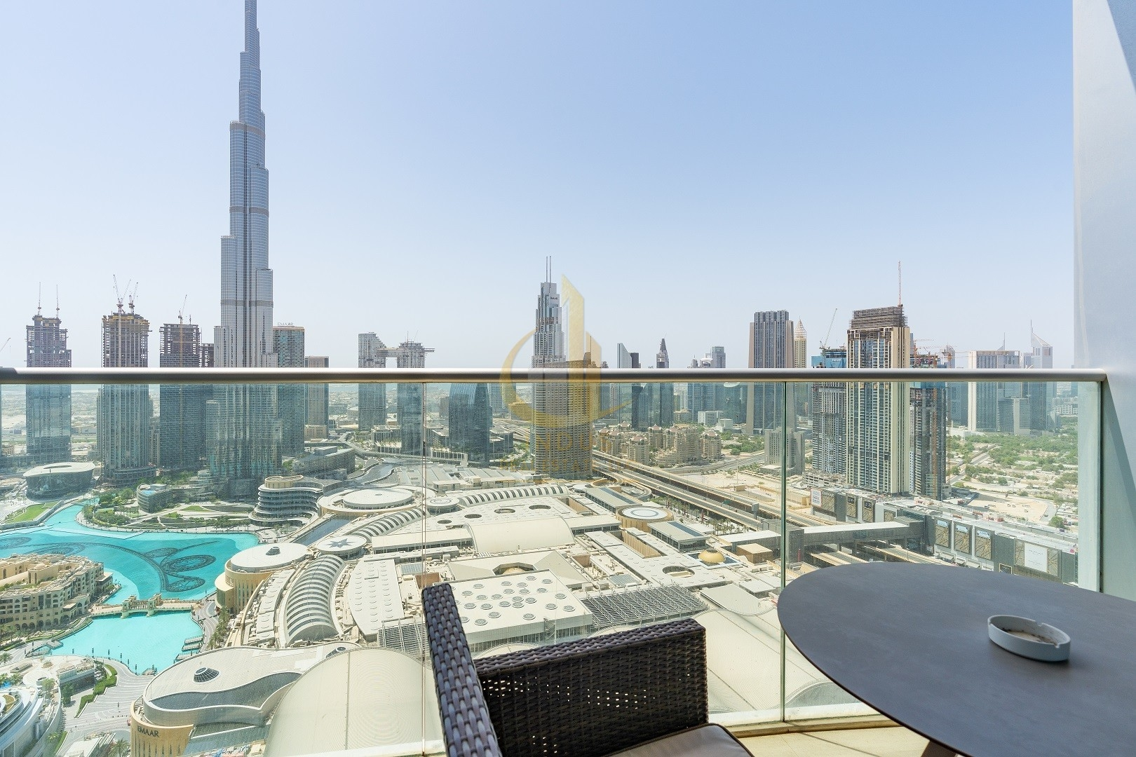 Stunning Views of Burj and Fountain | Fully Furnished Main image