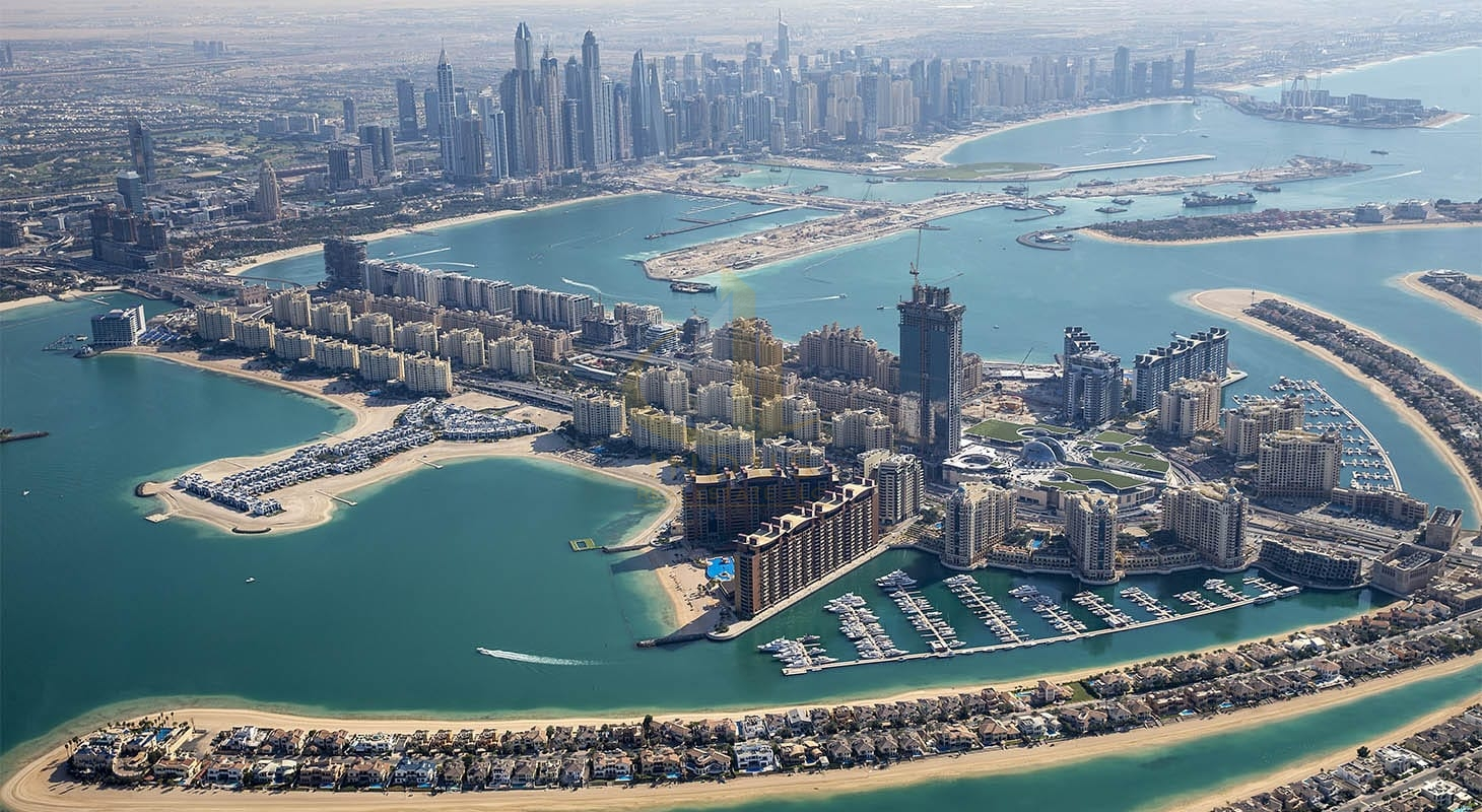 On High Floor   Luxurious and Fully Furnished Studio in the heart of Palm Jumeirah Main image
