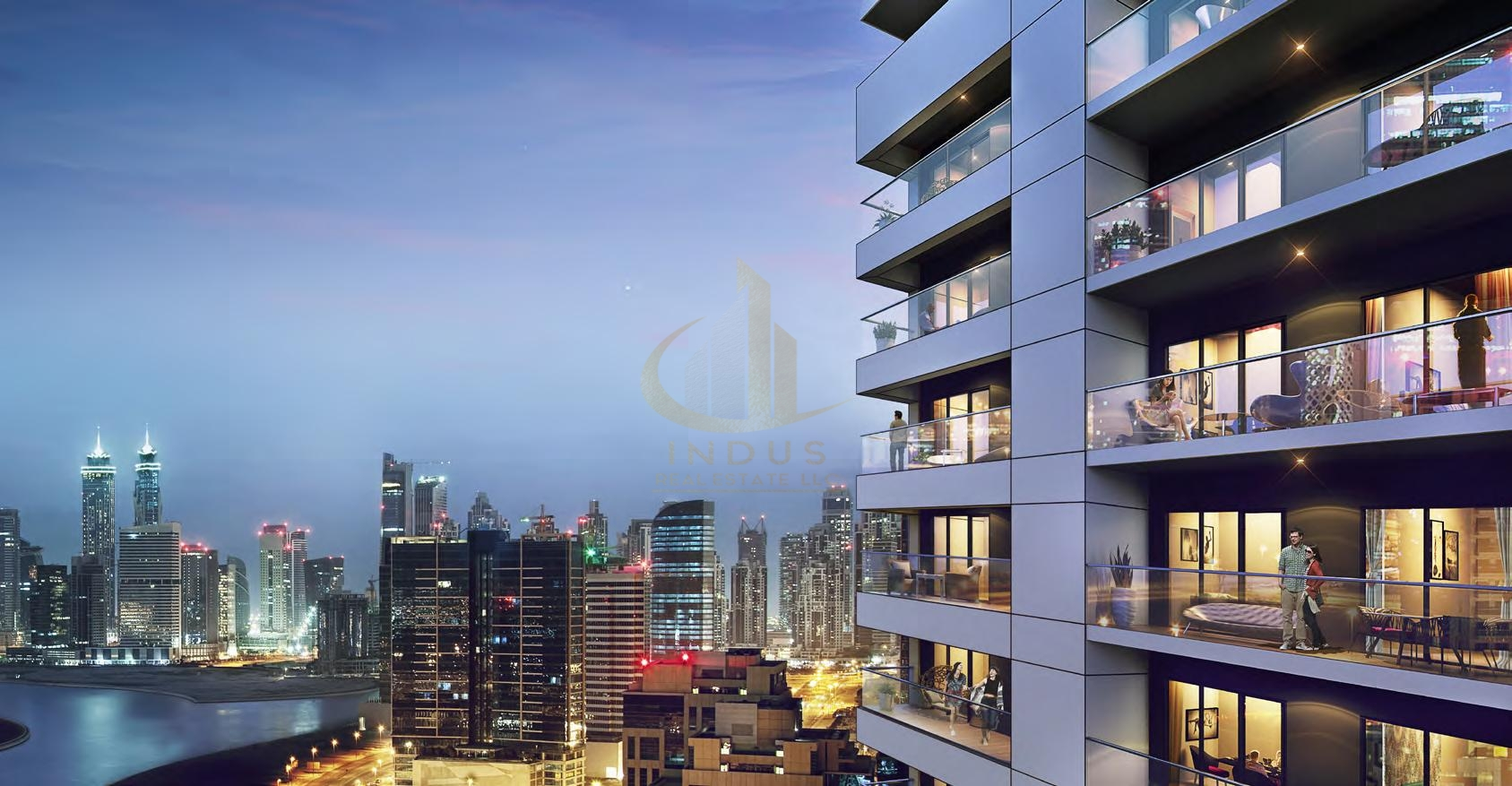 Overlooking the Dubai Canal and in close proximity to the prestigious Downtown Dubai Main image