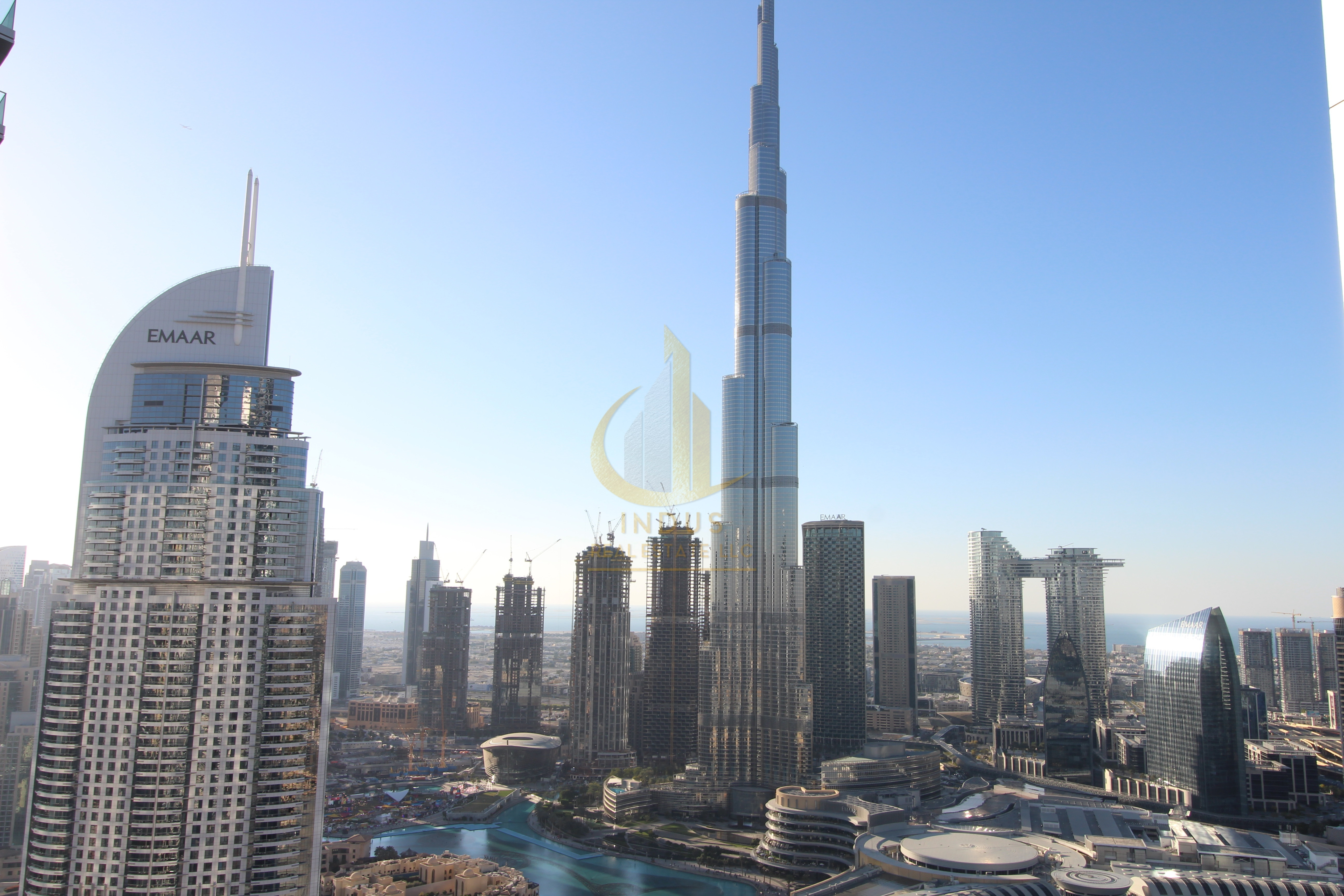 Burj and Fountain Views   Vacant  All Bills included Main image