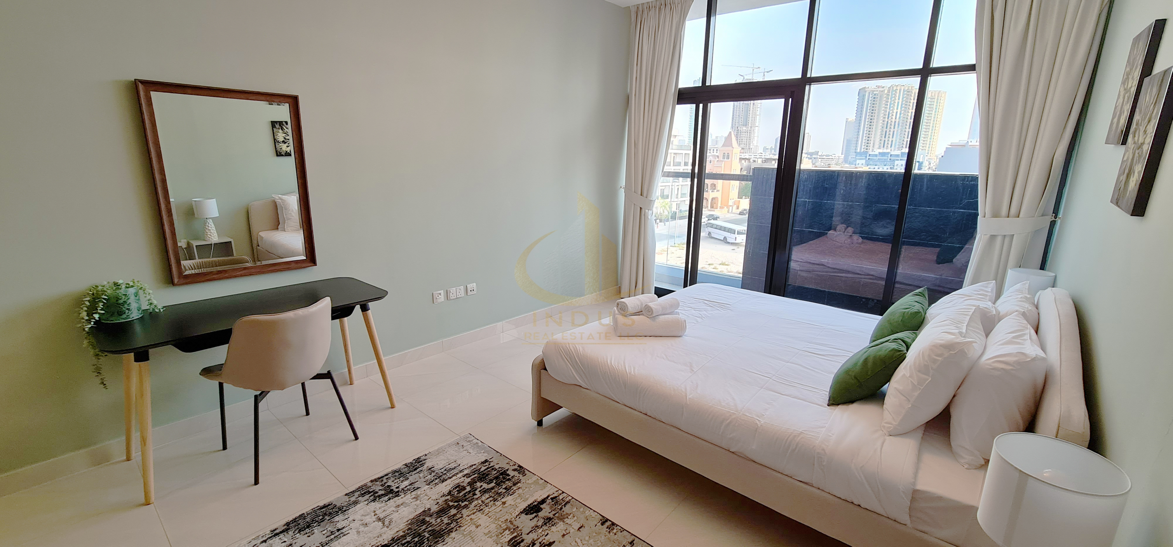 1 Bedroom + Study | Pool View | Multiple Options | Spacious Main image