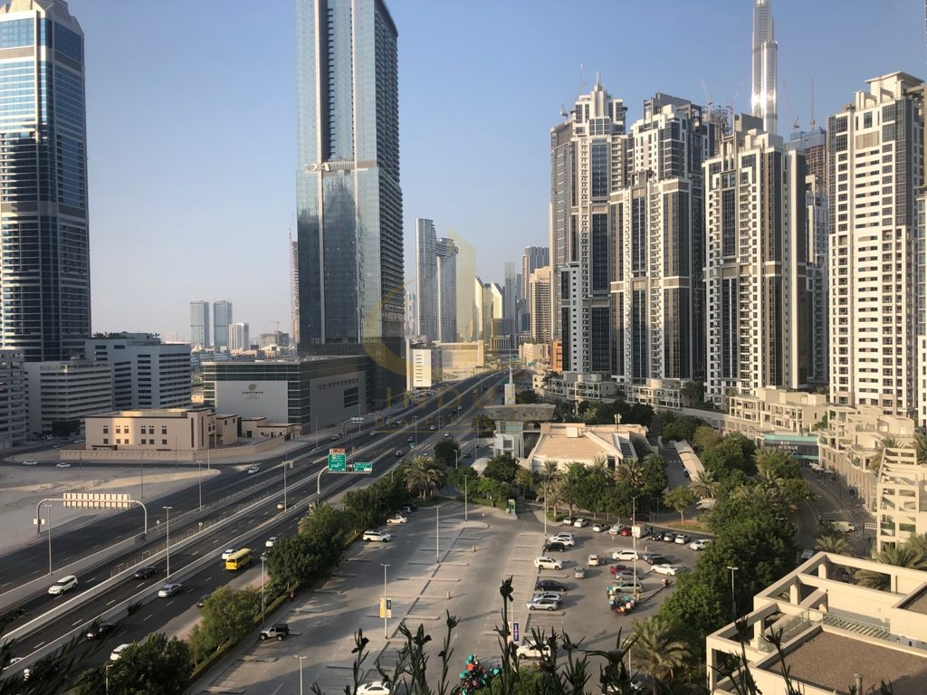 Vacant on Transfer| 3BR+Maids| Burj and Pool View Main image