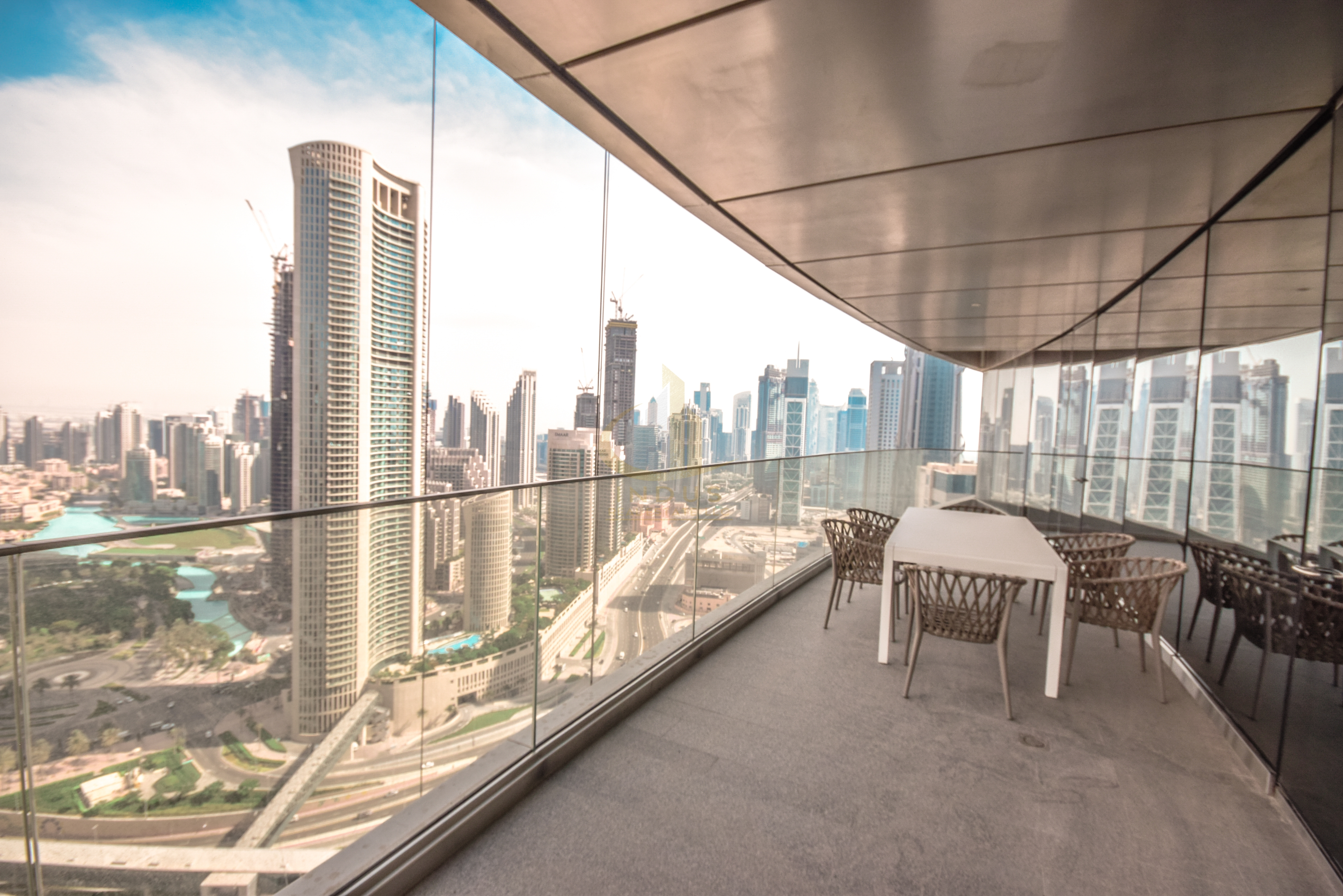 4BR |  Burj and Fountain Views | The Address BLVD Main image
