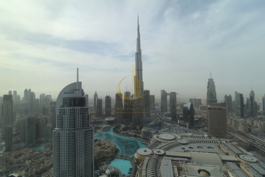 Sky Collection Full Burj and Fountain View |3Br +M| Main image