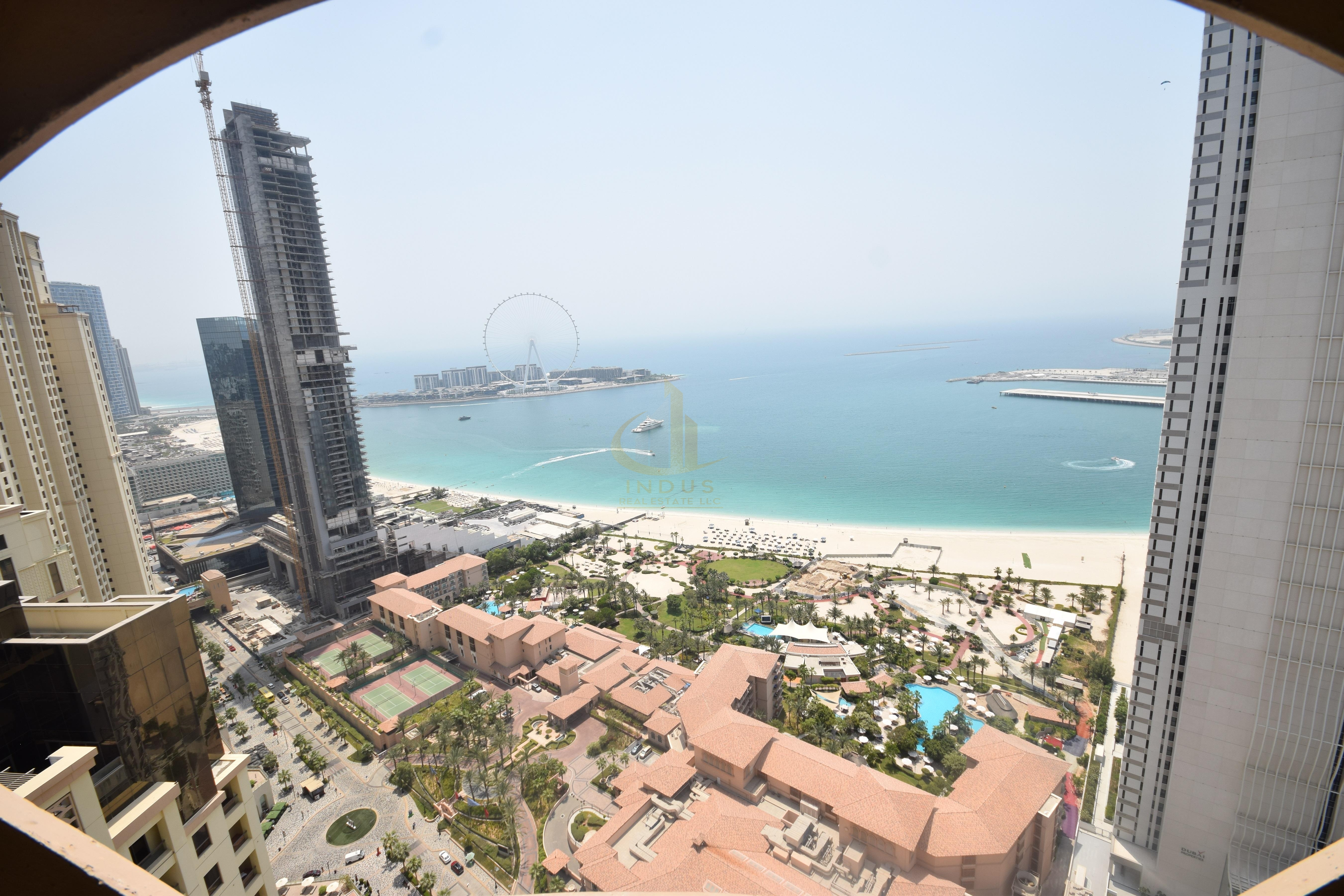 Full Sea Views   Upgraded Fully Furnished 1BR Penthouse Main image